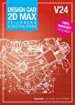 Franzis Verlag DesignCAD 2D MAX V24 Z...