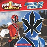 img - for Power Rangers Samurai: Friend or Enemy? by Scholastic, Inc., Landers, Ace (2012) book / textbook / text book