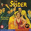 Spider #64, January 1939: The Spider Audiobook by Grant Stockbridge,  RadioArchives.com Narrated by Nick Santa Maria