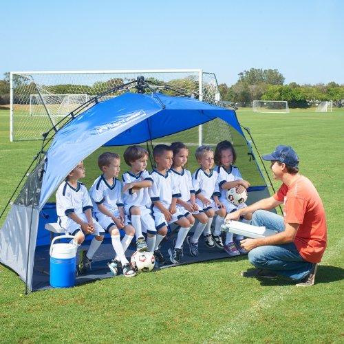 Tall Pop Up Shelter : New lightspeed outdoors pop up sport shelter beach tent