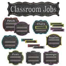 Creative Teaching Press Mini-Bulletin Board, Classroom Jobs (6969) by Creative Teaching Press