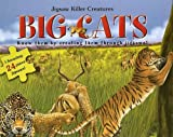 Jigsaw Killer Creatures Big Cats