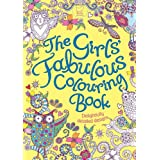 The Girls' Fabulous Colouring Bookby Hannah Davies