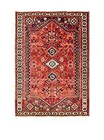 QURAMA Alfombra Persian Kaskai Rojo/Multicolor 246 x 158 cm