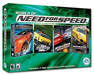 The World of Need for Speed - PC