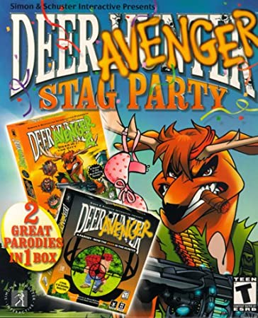 Deer Avenger Stag Party
