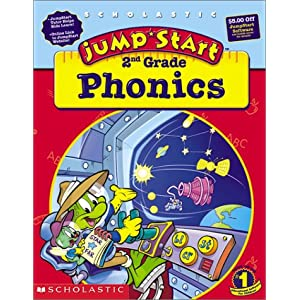 JumpStart 2nd Grade Phonics Workbook Lisa Trumbauer and Duendes Del Sur