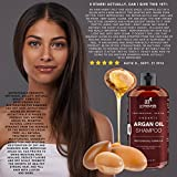 Art-Naturals-Organic-Daily-Argan-Oil-Shampoo-16-ozBest-Moisturizing-Volumizing-Sulfate-Free-Shampoo-for-Women-Men-Teens-Used-for-DryDamagedColored-For-All-Hair-Types-Anti-Aging-Hair-Care