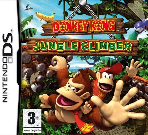 Donkey Kong: Jungle Climber (Nintendo DS)