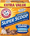Arm & Hammer Super Scoop Clumping Lit…