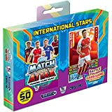 Topps MAPL 2015/16 International Stars Battle Trump Card Game, Multi Color