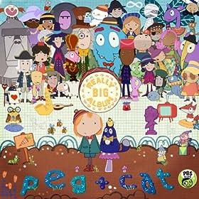 Pbs Kids Presents: Peg And Cat's Really Big Album