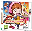 Cooking Mama 4 (Nintendo 3DS)