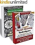 Pencil Drawing Techniques BOX SET 2 I...
