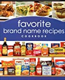 Favorite Brand Name Recipes Cookbook