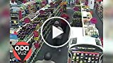 Caught on Camera: CVS Bandits Use Booze as Weapon