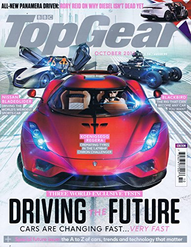 BBC Top Gear [UK] October 2016 (単号)