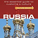 Russia - Culture Smart! Audiobook by Anna King Narrated by Peter Noble