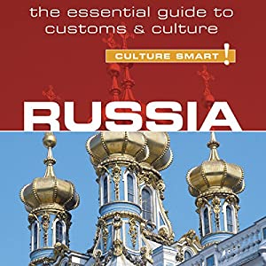 Russia - Culture Smart! Audiobook