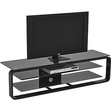 XXXL TV-element, marrón, 150 x 39 x 42 cm, material de madera, de metal