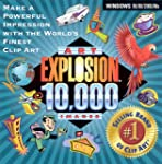 Art Explosion 10,000 Images