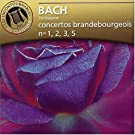 J.S. Bach - Concertos brandebourgeois nos1, 2, 3 et 5