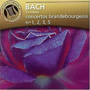 Bach J.S: Brandenburg Concertos Nos. 1- 3 & 5