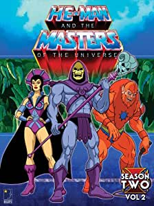 He-Man and the Masters of the Universe - Season Two, Vol. 2