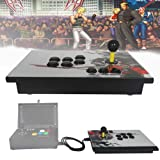 Molie Portable 10 Inch 3D 2020 in 1 Pandora's Box Jamma HDMI Retro Video Games Arcade Game Console Light Arcade Machine Joystick (Tamaño: single stick console)