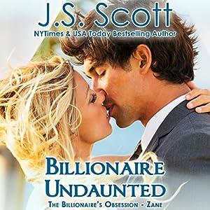 Billionaire Undaunted Audiobook