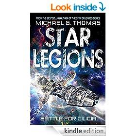 Battle for Cilicia (Star Legions Book 1)