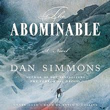 The Abominable: A Novel | Livre audio Auteur(s) : Dan Simmons Narrateur(s) : Kevin T. Collins