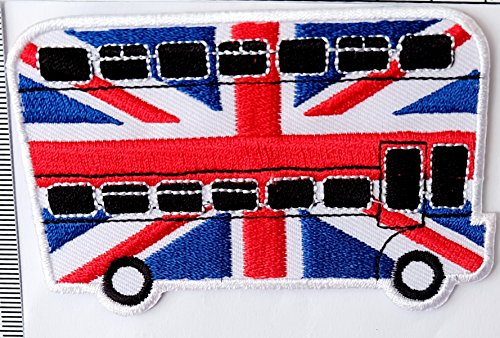 london-bus-iron-on-patch-embroidered-sewing-for-t-shirt-hat-jean-jacket-backpacks-clothing