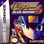 MegaMan Battle Network 4 Blue Moon -...