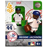 Reggie Jackson MLB New York Yankees Hall of Fame Oyo G2S2 Minifigure