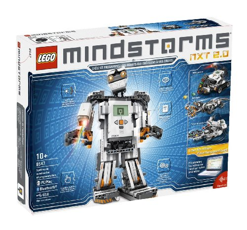 LEGO - Mindstorms - NXT 2.0 - 8547