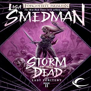 Storm of the Dead: Forgotten Realms: The Lady Penitent, Book 2 | [Lisa Smedman]