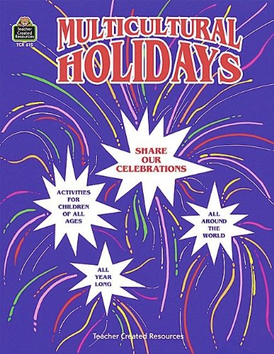 Teacher Created Resources 0615 Multicultural Holidays - 1