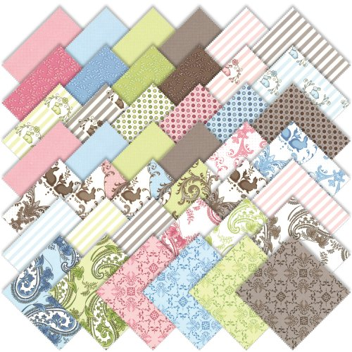 Moda Windsor Lane Charm Pack 5″ Quilt Squares 2840PP