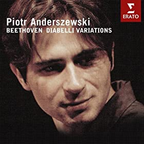 33 Variations On A Waltz In C Major By Diabelli Op.120: Tema: Vivace