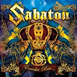 Carolus Rex by Sabaton (2012) Audio CD