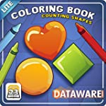 Coloring Book 23 Lite: Counting Shape...
