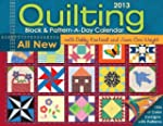 Quilting Block & Pattern-a-Day 2013 C...