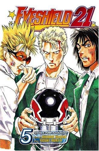 アイシールド21 コミック5巻 (英語版)
