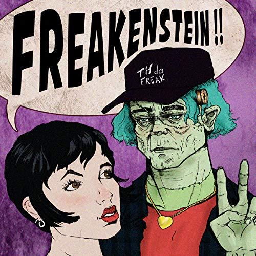 Vinilo : TH DA FREAK - Freakenstein