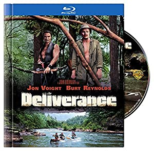 Deliverance: 40th Anniversary Edition Blu-ray Book (Bilingual) [Blu-ray Book]