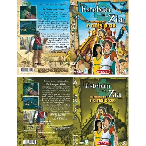 Esteban et Zia a la Recherche des 7 Cites d Or preview 0