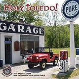 2015 Holy Toledo! Antique Jeep Wall Calendar