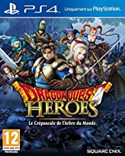 Dragon Quest Heroes : la crépuscule de l'arbre du monde - édition day one