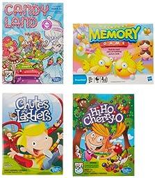 Childcraft Classic 4 Preschool Games Set